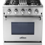 Thor KitchenThor Kitchen 30&quot Dual Fuel Range