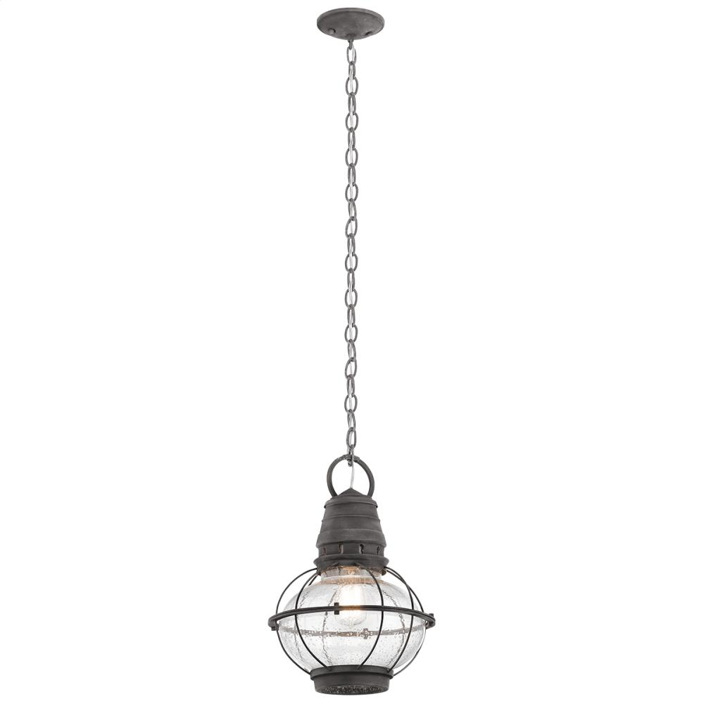 Bridge Point Collection Bridge Point Outdoor Pendant in WZC