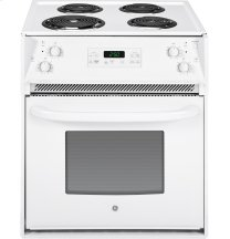 "GE(R) 27"" Drop-In Electric Range"