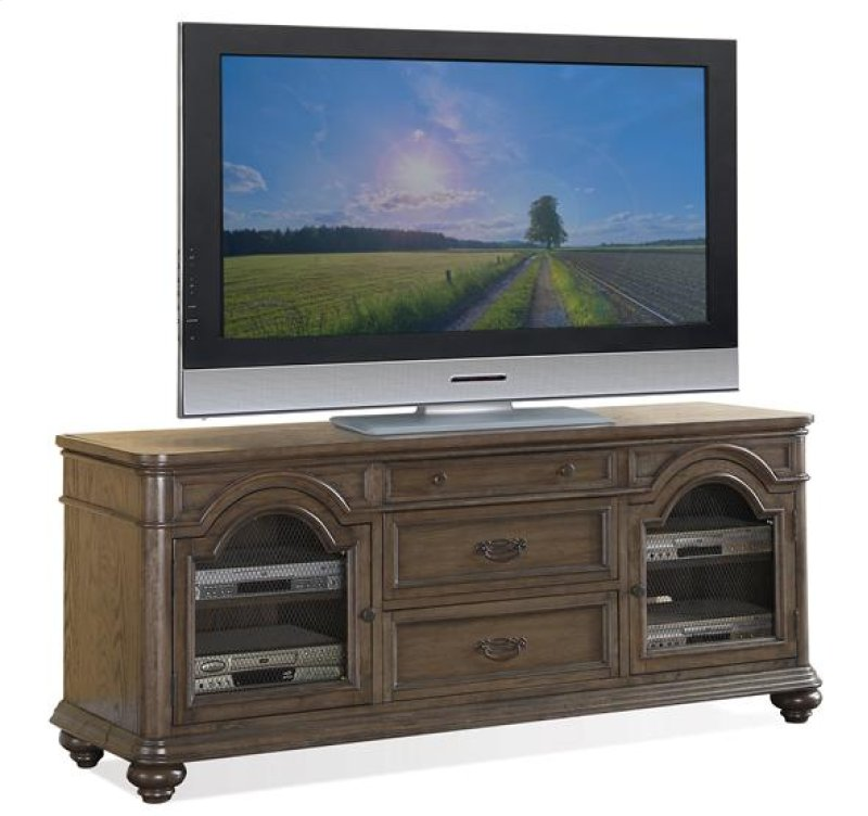 Lennys Furniture 15840 in by Riverside in Fort Myers, FL - Belmeade 72-Inch TV Console ...