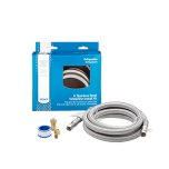 FrigidaireSmart Choice 6' Stainless Steel Refrigerator Waterline Kit