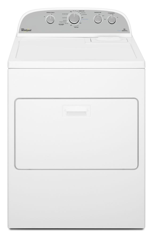 7.0 cu. ft. HE Dryer with Steam Refresh Cycle