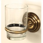 Alno IncEmbassy Tumbler Holder A9070 - Antique English