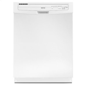 MDB4409PAW&nbspMaytag&nbspJetclean(R) Plus Dishwasher with High Temperature Wash Option