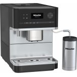 Miele�Customizable User Profiles �Temperature Settings �Grinder Settings  �Brews Coffee, Espresso & More