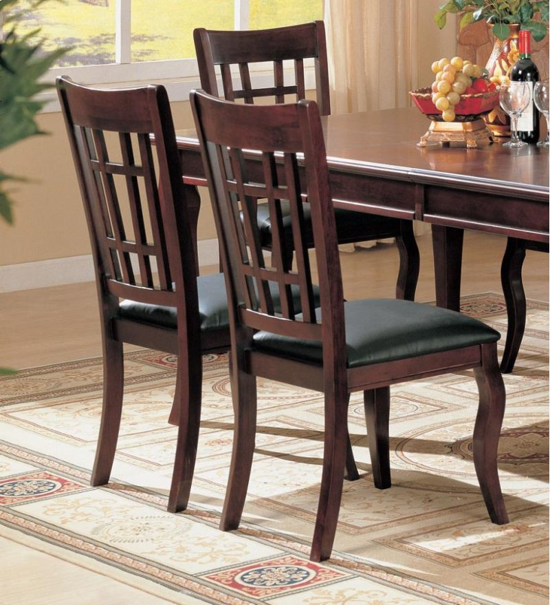 Home Dining Room Furniture Chairs Coaster 100502 Side Chair