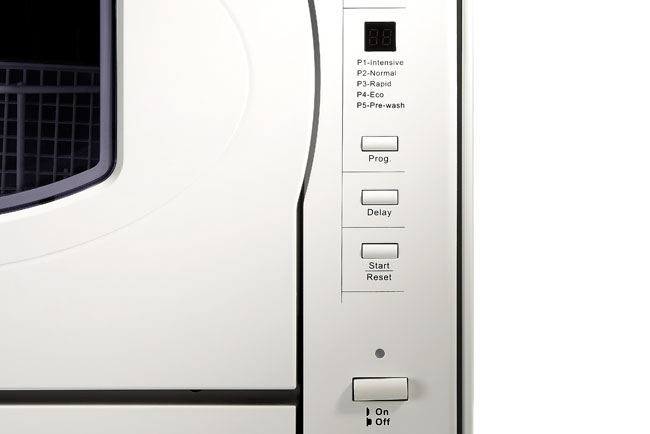 how to connect a 5 star benchtop dishwasher