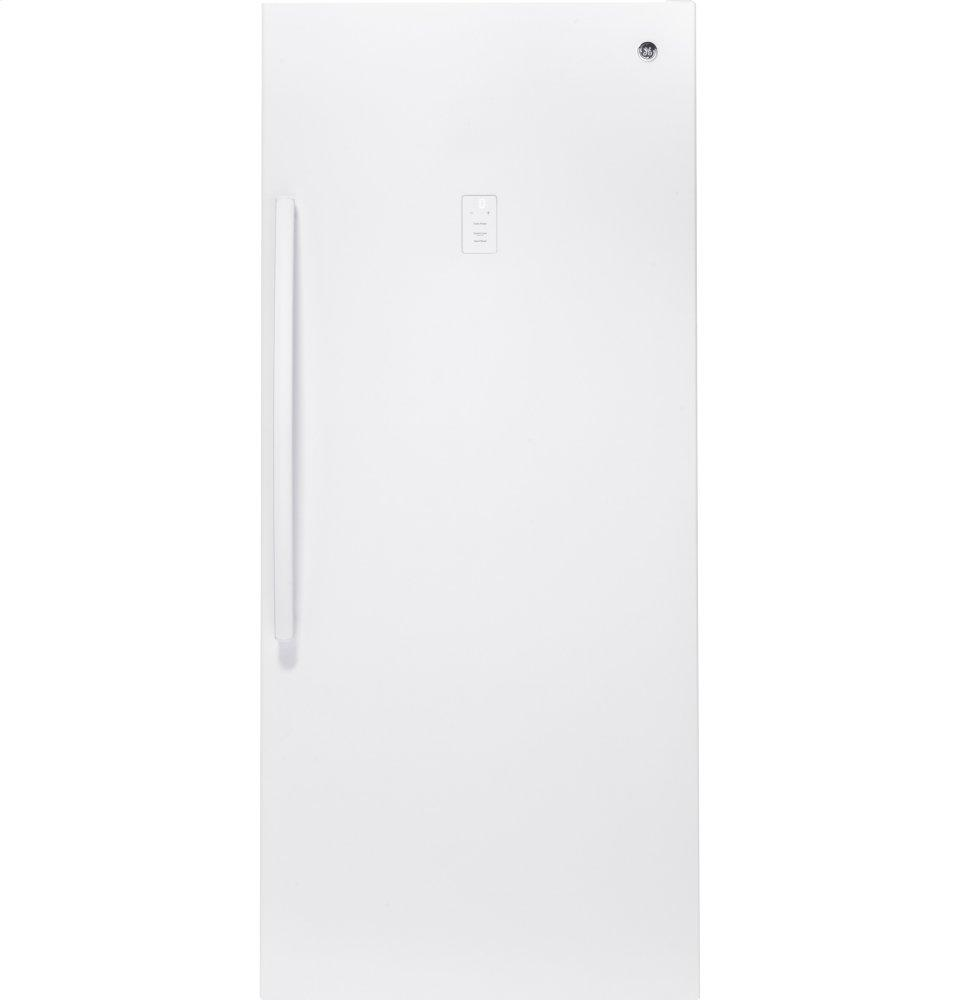 GE(R) 21.3 Cu. Ft. Frost-Free Upright Freezer