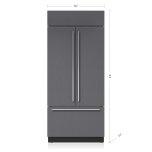 Sub ZeroSub Zero 36&quot Classic French Door Refrigerator/Freezer - Panel Ready