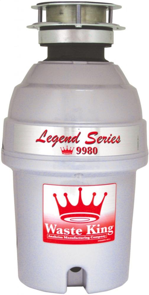 WASTE KING 9980  DISPOSALS AND DISPENSERS on GARBAGE DISPOSALS