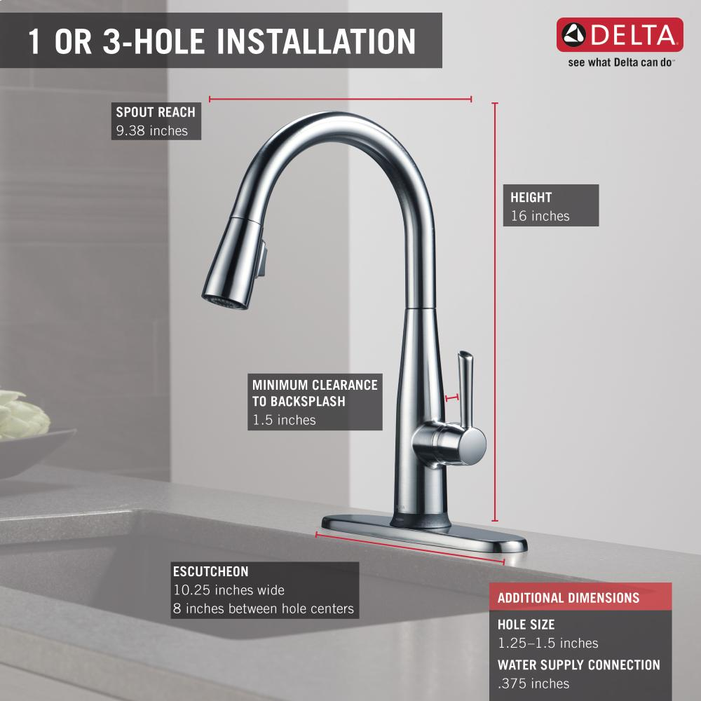 full size of kitchen faucets with imposing delta pull down kitchen additional arctic stainless single handle pulldown kitchen faucet with touch 2 o technology hidden additional