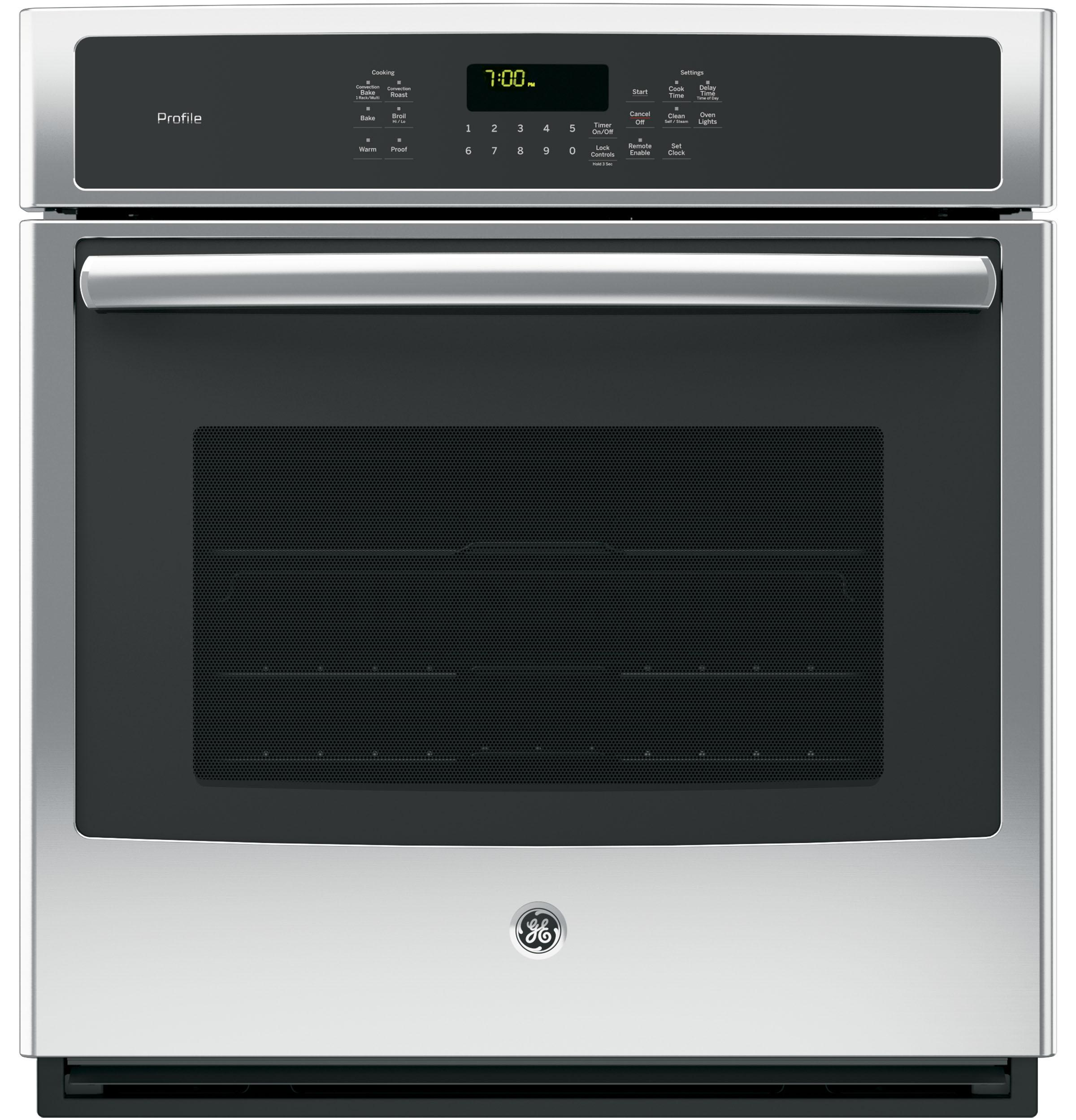 GE APPLIANCES PK7000SFSS  Stainless Steel on ELECTRIC RANGESSINGLE WALL ELECTRIC OVEN
