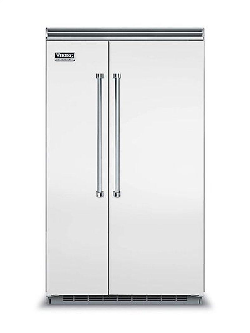 Bob wallace appliance huntsville alabama - 48 Side By Side Refrigerator Freezer Hidden