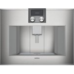 GaggenauGaggenau 400 series 400 series fully automatic espresso machine stainless steel-backed glass front