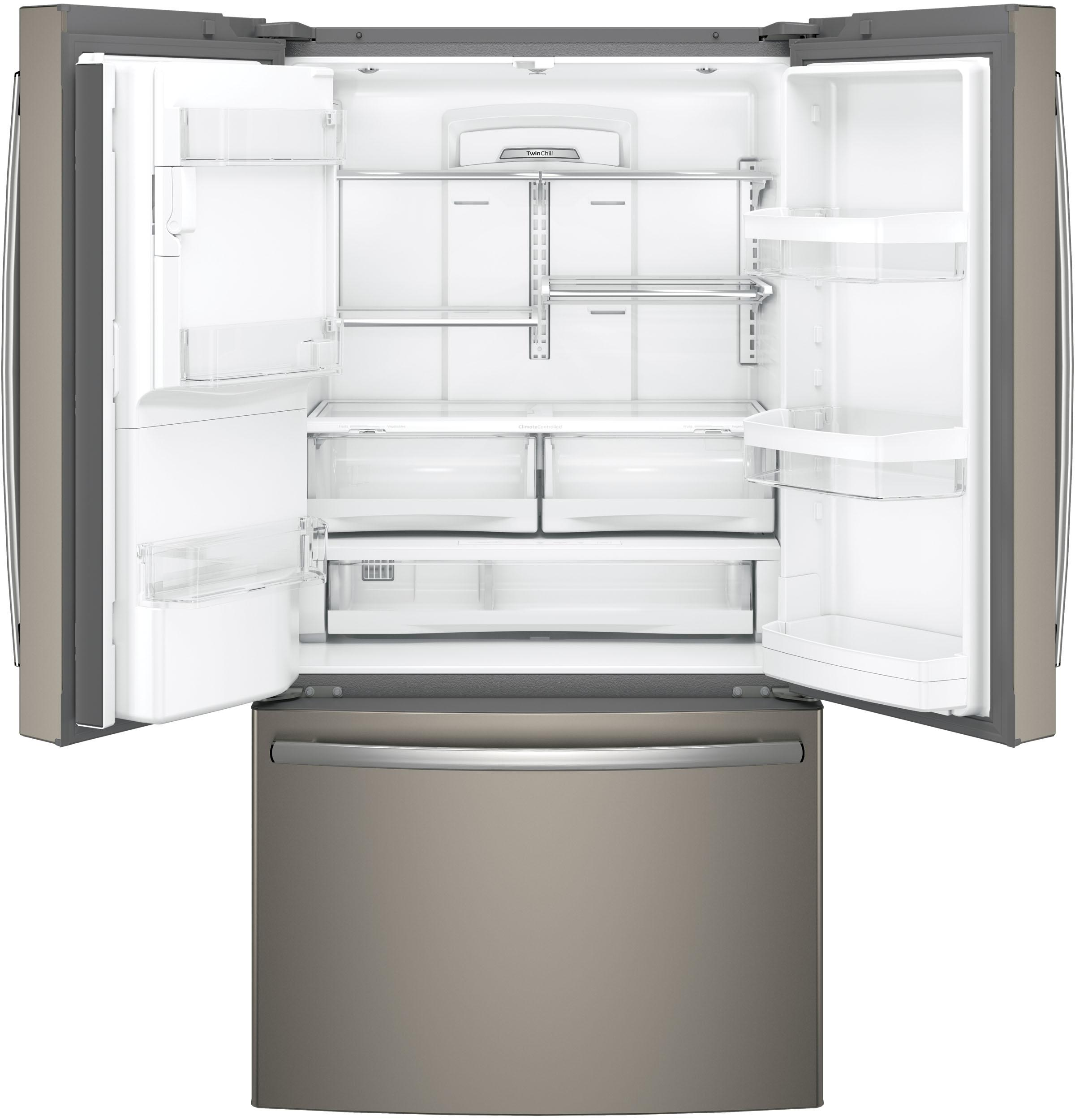 Ge Appliances Ge 174 Energy Star 174 27 8 Cu Ft French