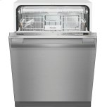 MieleMiele Fully-integrated, full-size dishwasher with hidden control panel, cutlery tray and CleanTouch Steel panel
