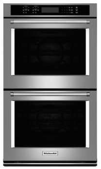 "27"" Double Wall Oven with Even-Heat(TM) True Convection - Stainless Steel"
