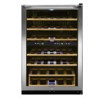 FrigidaireFrigidaire 38 Bottle Wine Cooler with 2 Zones