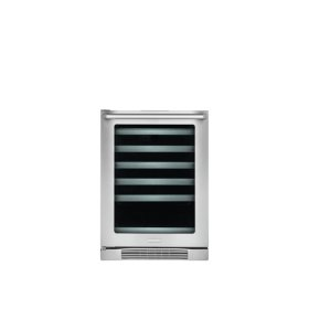 Counter Height Wine Cooler : ... in Charlotte, NC - 24 Under-Counter Wine Cooler with Left-Door ...