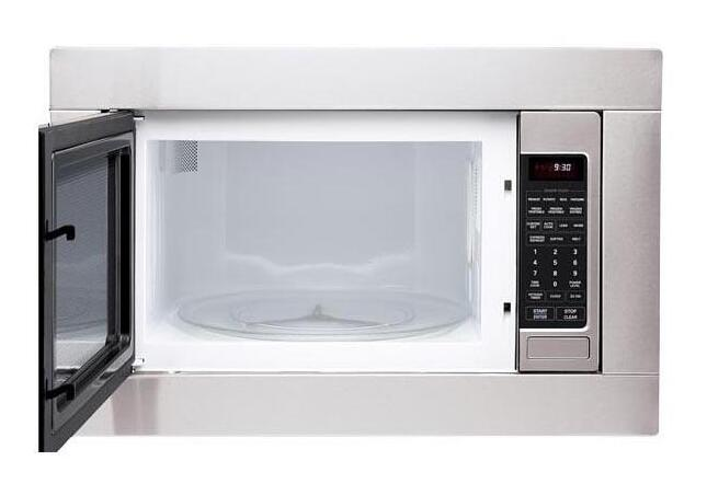 Lg Countertop Microwave With Trim Kit : LG Appliances STUDIO 30