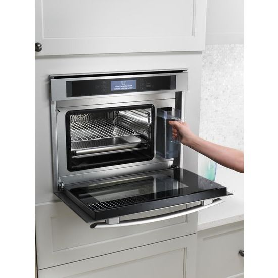 additional 24inch steam and convection wall oven