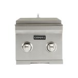 CoyoteCoyote Double Side Burner, LP