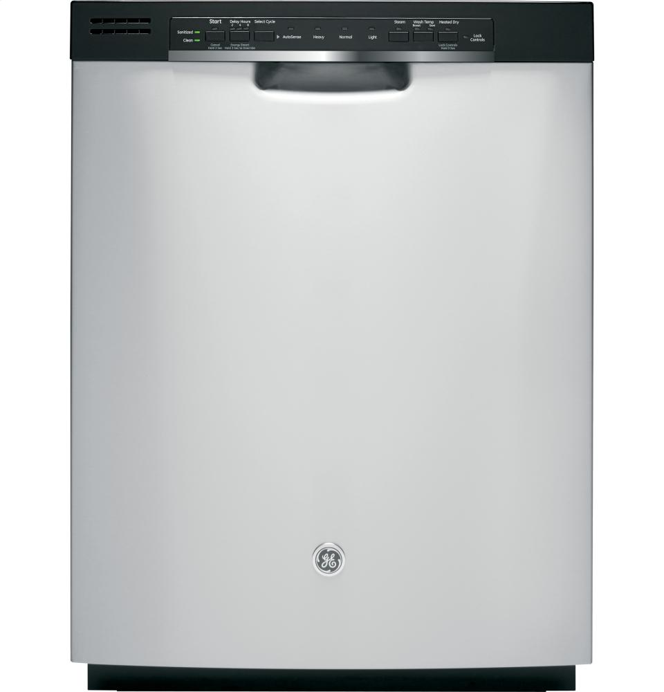 100 Stainless Steel Dishwasher Ge Ge Pdwt280vss 24 In