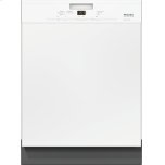MieleMiele Pre-finished, full-size dishwasher with visible control panel, cutlery tray and 5 Programs