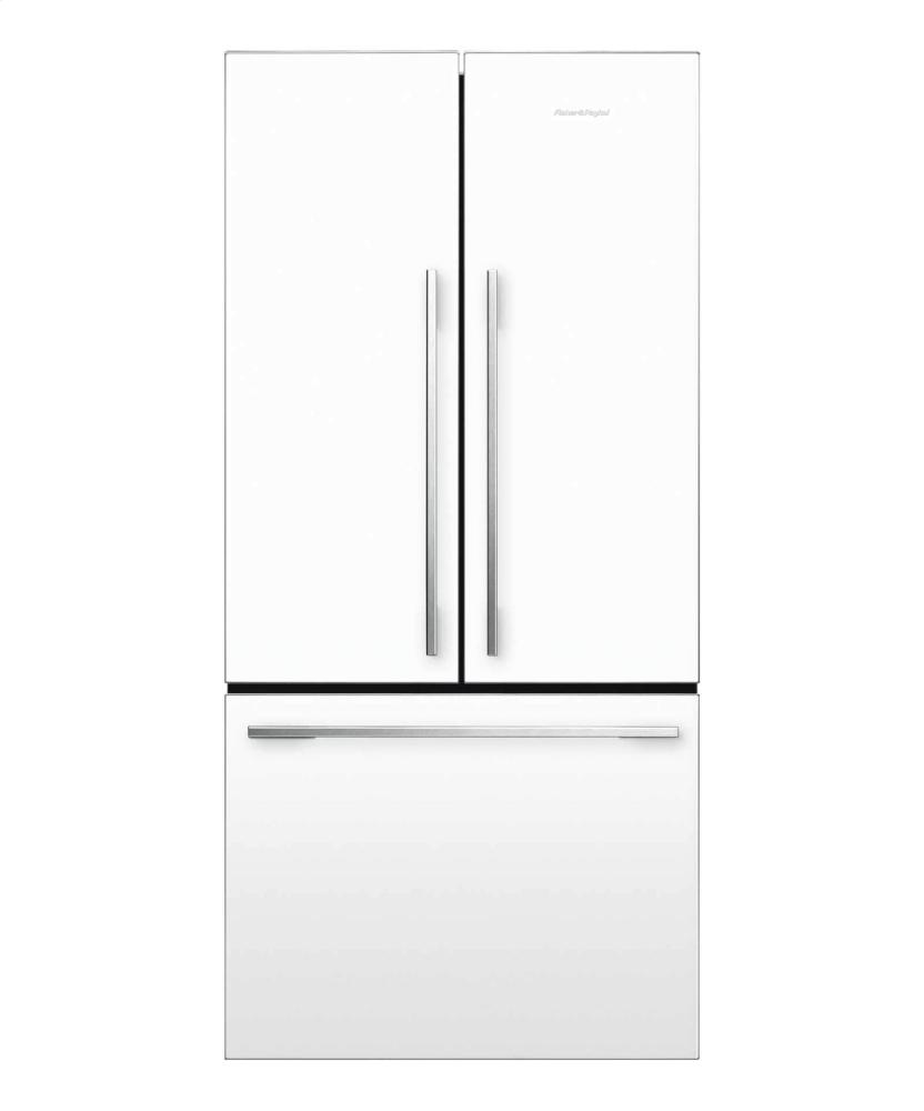 Rf170adw5 fisher paykel for 17 cu ft french door refrigerator