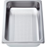 "ThermadorPerforated pan - Half Size, 1 5/8"" deep"