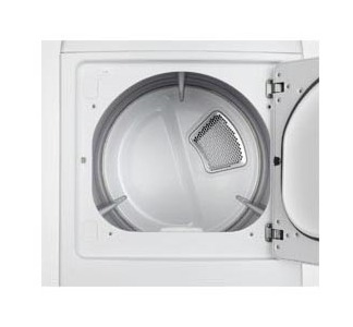 ft ultra large capacity top load dryer with sleek design