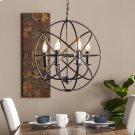 Adriel 6-Light Orb Pendant Lamp Product Image