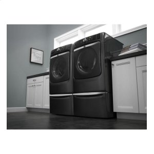 MED6000AG&nbspMaytag&nbspMaxima XL(R) HE Steam Dryer with Advanced Moisture Sensing