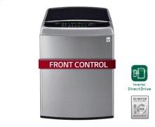 5.0 cu.ft. Mega Capacity Front Control TurboWash Washer
