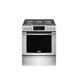 ElectroluxElectrolux 30'' - 4.5 Cu. Ft. Front Control Self-Clean Convection Gas Range