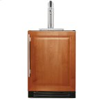 True ManufacturingTrue Manufacturing 24 Inch Overlay Solid Door Beverage Dispenser - Left Hinge Overlay Solid