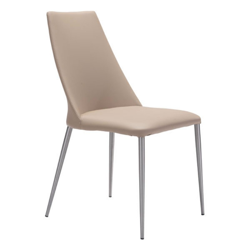 Whisp Dining Chair Beige