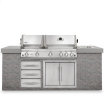 Built-in Grills Gemini BIPT750RBI Prestige II Series Built-in Grill