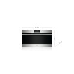 WolfWolf 30&quot Single Convection Steam Oven