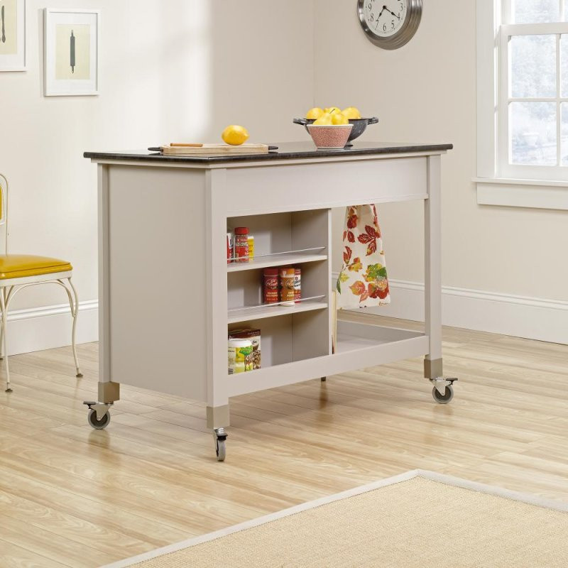 414405 In By Sauder In Albany, Ny - Mobile Kitchen Island Cart