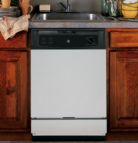 GSM2260VSS General Electric GE Spacemaker(R) Under-the-Sink Dishwasher