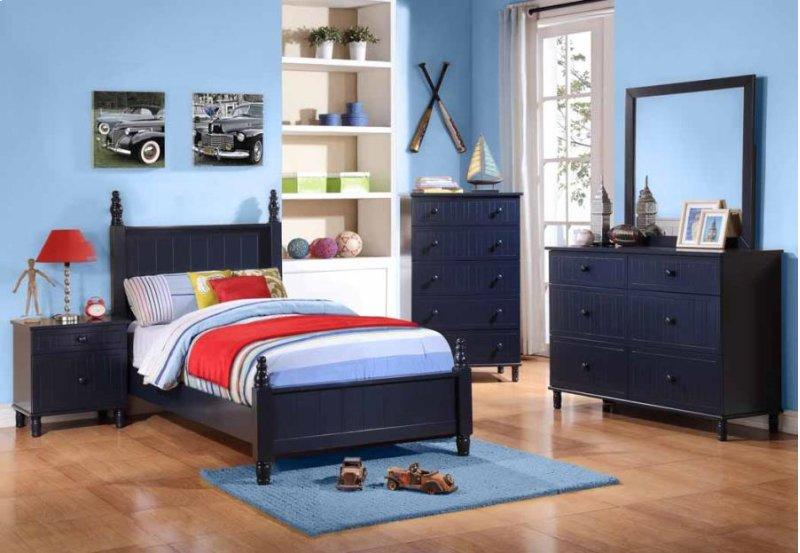 T in by Coaster in Wichita KS Twin Bed