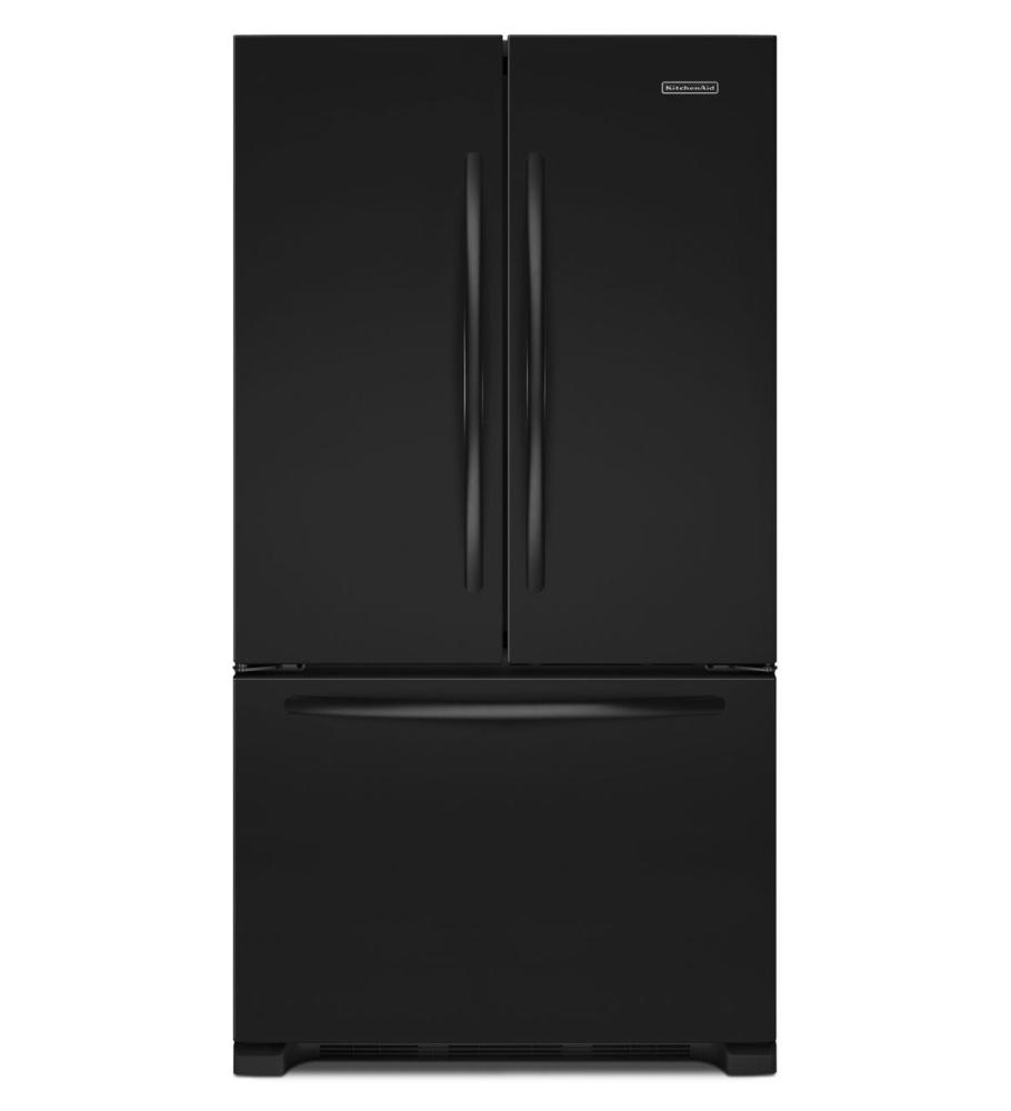 counter depth french door refrigerator architect r series ii black