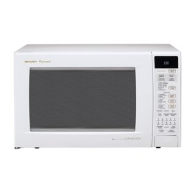 ... Carousel Countertop Convection + Microwave Oven 1.5 cu. ft. 900W White