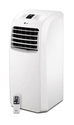 LG LP0815WNR  AIR CONDITIONERS on PORTABLE AIR CONDITIONER