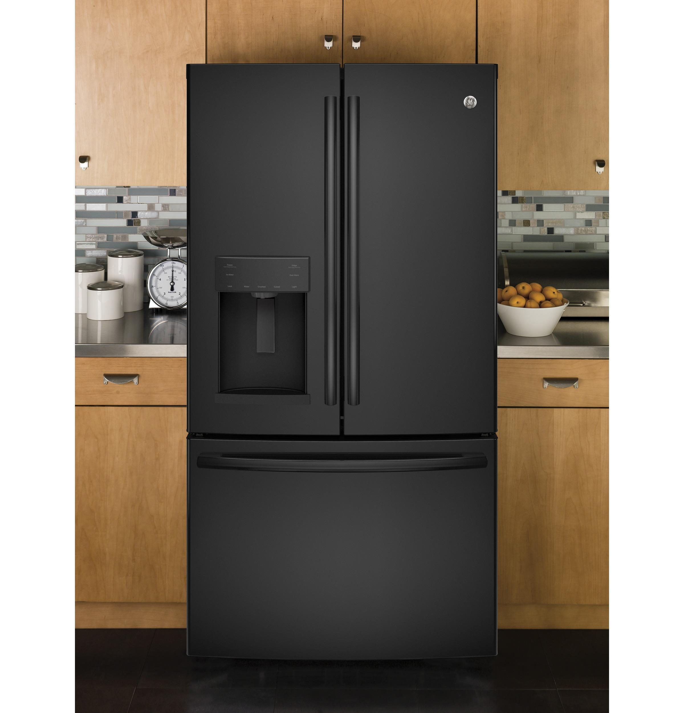 GE(R) ENERGY STAR(R) 27.8 Cu. Ft. French-Door Refrigerator