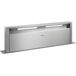 "400 series Retractable downdraft ventilation stainless steel Width 48"" (120 cm)"