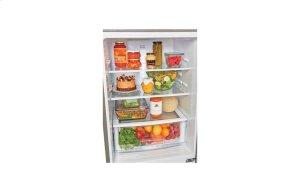 10 cu. ft. Large Capacity 2-Door Bottom Mount Refrigerator