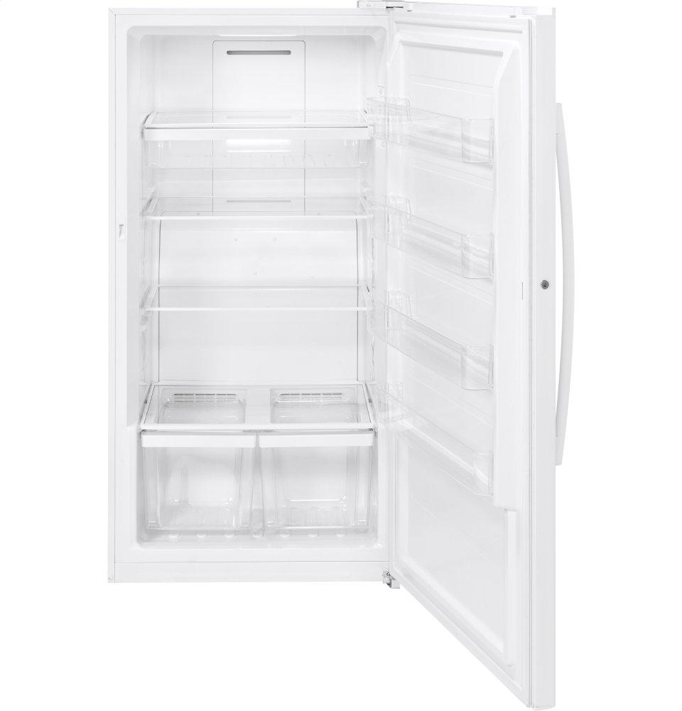 GE(R) 17.3 Cu. Ft. Frost-Free Upright Freezer