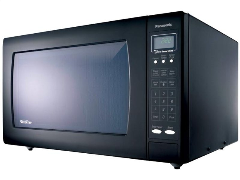 ... Countertop Microwave Oven with Inverter Technology - Black - NN-H965BF